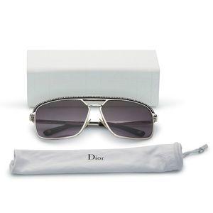 Authentic Christian Dior Havane Strass Sunglasses